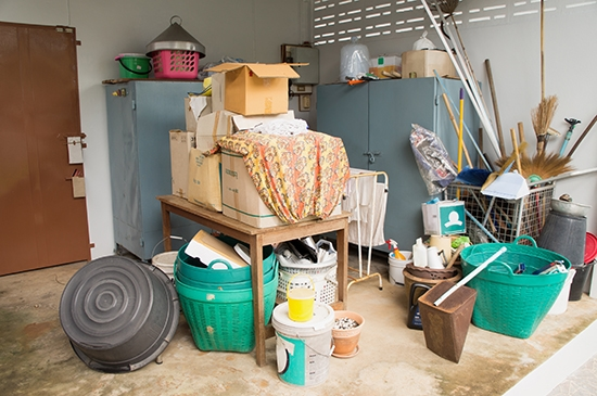 Decluttering your house - Faulkner Removals