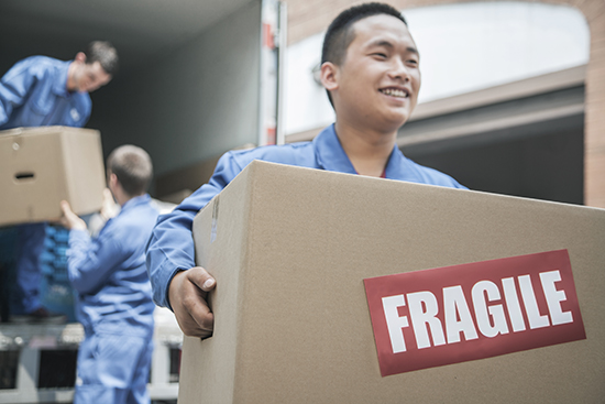 Removalists in Brisbane - Faulkner Removals